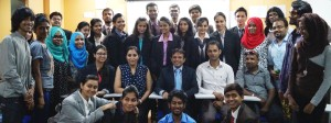 IBF welcomed Maldivian Students for a GLOBAL KNOWLEDGE EXCHANGE