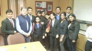 TKWsIBF Students Break the Box with Mr. Rajiv Khurana